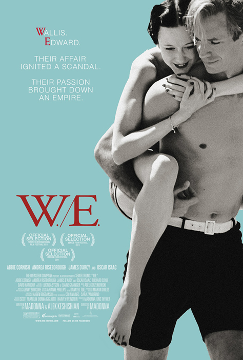 W.E. romance do século Madonna