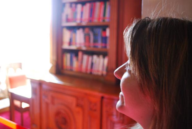 biblioteca hotel ville paris1