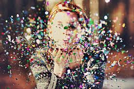 confetear