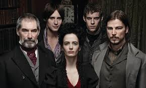 penny dreadful personagens